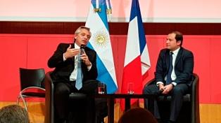 """Fernández: """"No es verdad que no tenemos un plan, no lo contamos porque estamos en plena negociación"""""""