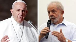 Lula viaja a Roma para una audiencia con el papa Fransciso