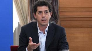 De Pedro, reunido con Moyano en la Casa de Gobierno