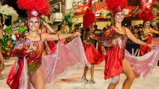 Montevideo suspendió los desfiles de carnaval