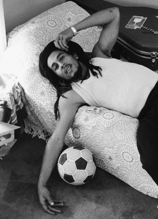Marley: vivió y murió por el fútbol
