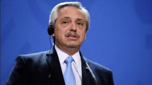 Alberto Fernández descartó demoras en las negociaciones de la deuda