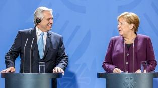 Deuda: tras la gira europea, el Gobierno capitaliza los respaldos