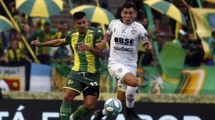 Central Córdoba venció a Aldosivi en un partido vital por la permanencia
