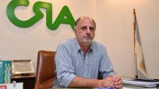 El titular de la CRA aseguró que los productores quieren reglas claras