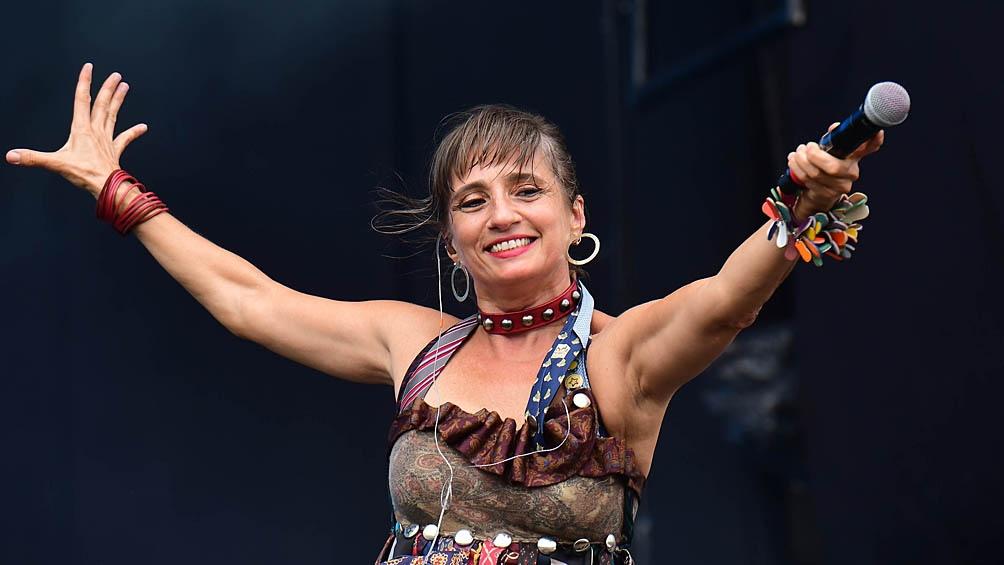 Hilda Lizarazu, una de las protagonistas