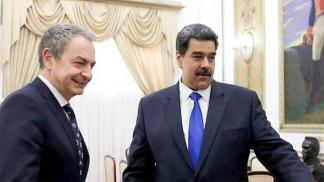 Rodríguez Zapatero actuó como veedor de los comicios y no encontró anomalías.