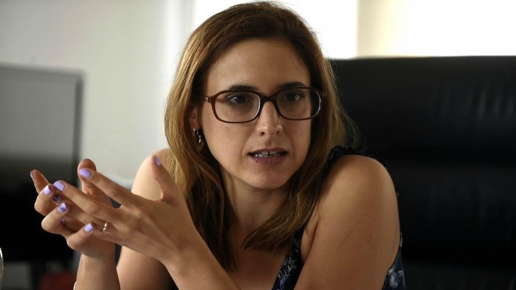 La ministra de Trabajo bonaerense, Mara Ruiz Malec encabezó la reunión paritaria con los titulares de los gremios