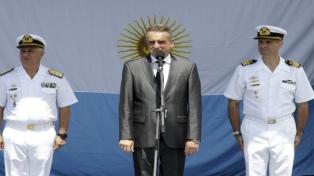 """Rossi: """"La mejor manera de honrar a los tripulantes del ARA San Juan es equipar a la Armada"""""""