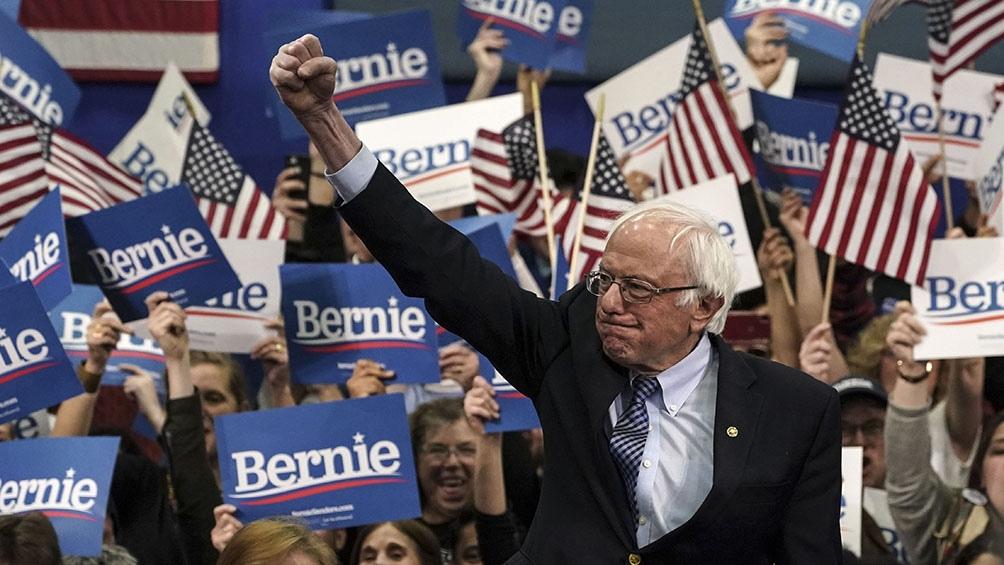 Bernie Sanders, Partido Demócrata