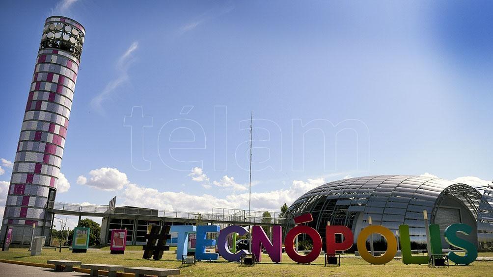 Tecnópolis se inaguró el 14 de julio de 2011 por Cristina Fernández de Kirchner.