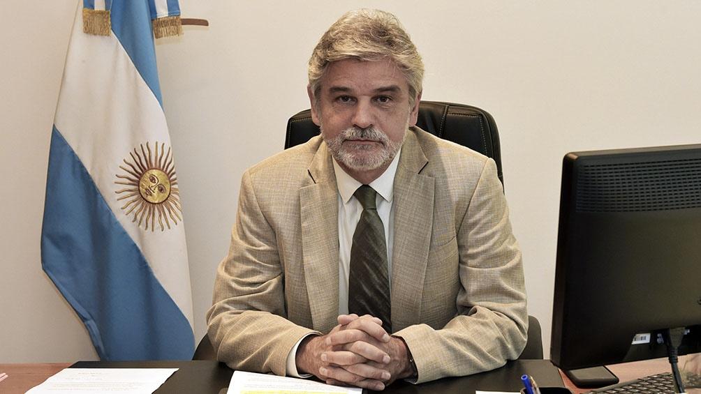 """Filmus destacó la """"vocación pacífica y el compromiso de la democracia argentina respecto a la vía diplomática y pacífica"""""""