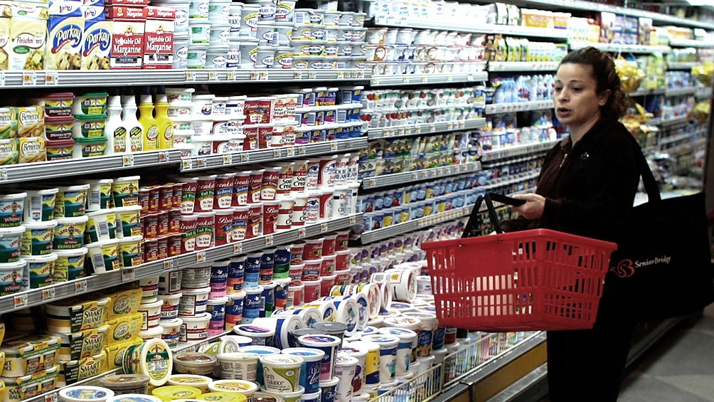 Dulce de leche, manteca y crema estos productos incrementan su participación en el programa