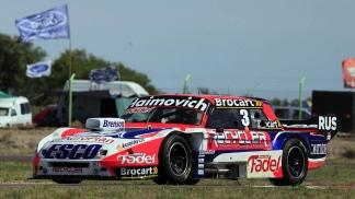 Werner se impuso al cabo de las 20 vueltas al trazado.