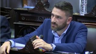 El socialista Enrique Estévez dijo que acompañarán en la votación por la gobernabilidad
