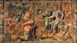 Tras 37 años, vuelven a la Capilla Sixtina diez tapices originales de Rafael