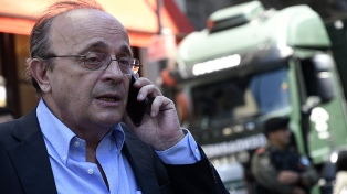 """Moreau cuestionó en la sesión de Diputados """"el espionaje ilegal"""" del gobierno de Cambiemos"""