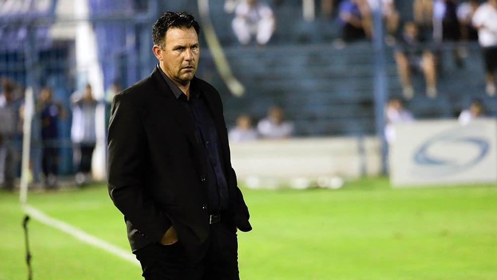 Dabove llega después de un gran ciclo en Argentinos Juniors.