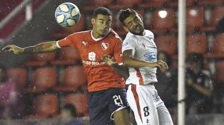 Independiente y Arsenal igualaron en Avellaneda