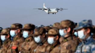 Coronavirus: los argentinos evacuados desde Wuhan llegar esta madrugada a Ucrania