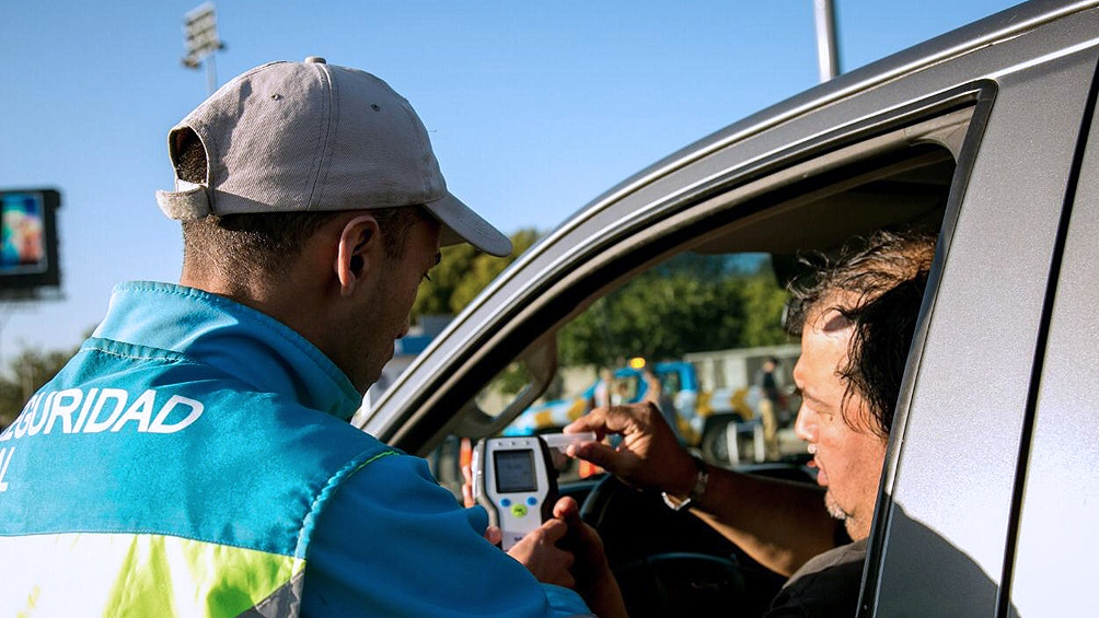 La mayoría de conductores dan cero en test de alcoholemia en provincias donde rige alcohol cero