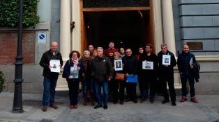 Más parientes de deportados del franquismo a campos nazis se sumaron a la causa en Argentina