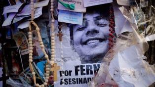 Celebraron una misa en homenaje a Fernando Báez Sosa