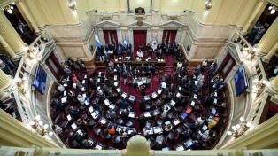 El Senado se prepara para sancionar mañana el proyecto que limita las jubilaciones de privilegio