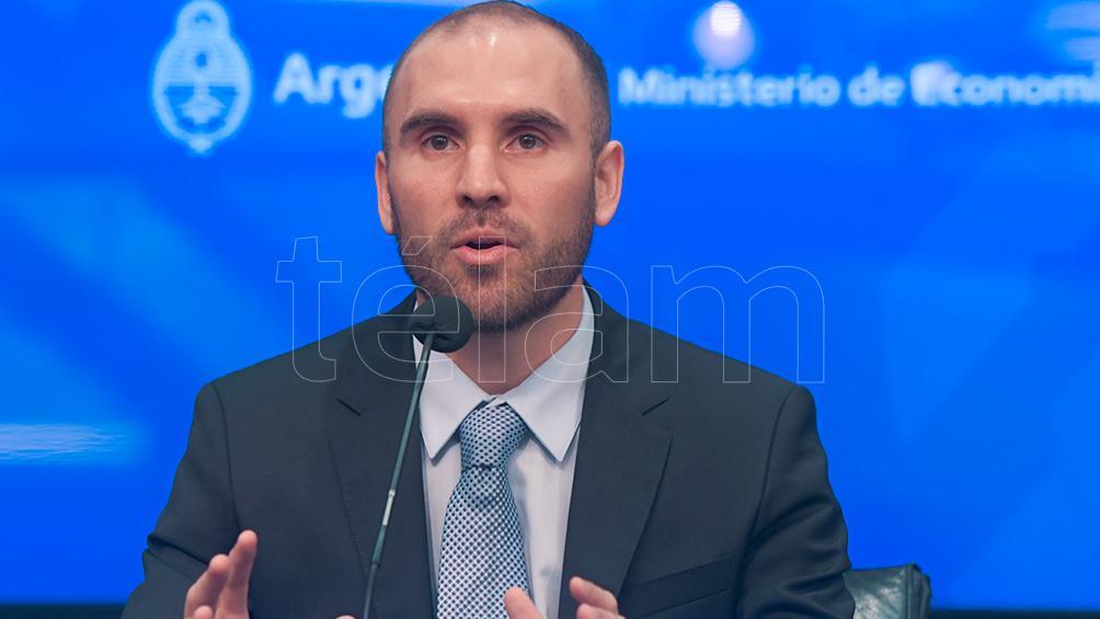 Deuda: Guzmán inicia en EEUU gestiones clave para la renegociación