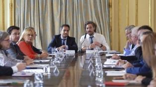 Cafiero y Cabandié encabezaron la primera reunión del Gabinete Nacional de cambio climático