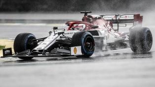 Raikkonen, el más veloz en los ensayos de Barcelona