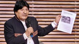 """Evo Morales, sobre la impugnación: """"Es un atentado contra la democracia"""""""