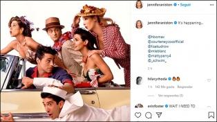 HBO confirmó el regreso de Friends con un especial