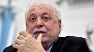 """González García: """"El 25 de Mayo es el más patrio de los días patrio"""""""