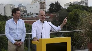 Larreta y Santilli, la dupla del PRO que busca proyectarse más allá de la General Paz