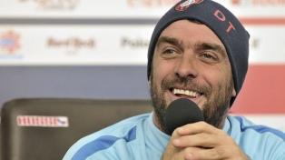 """Pablo Guede: """"Nunca he hablado de San Lorenzo"""""""