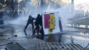 Para Amnistía, Chile cerró 2019 con la peor crisis de derechos humanos desde Pinochet