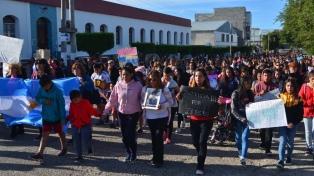 Los restos del niño asesinado ya están en Salta para ser inhumados
