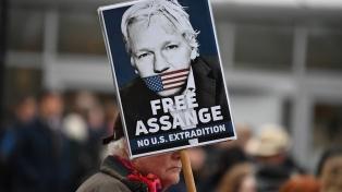 Comenzó el juicio sobre la extradición de Assange a Estados Unidos