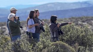 Esquel desarrolla safaris fotográficos para atraer a turistas durante todo el año
