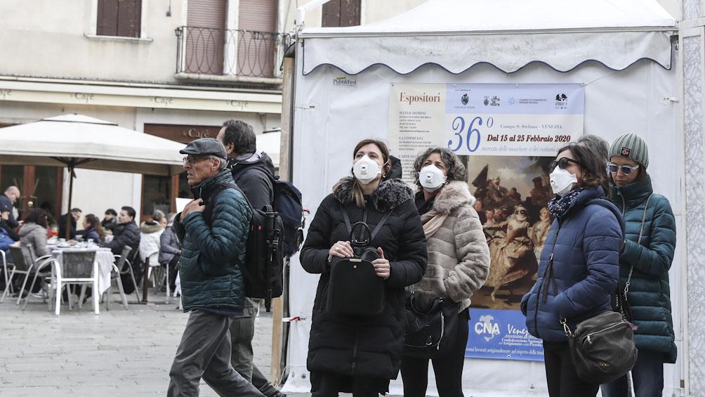 Son 59 los países alcanzados por el coronavirus