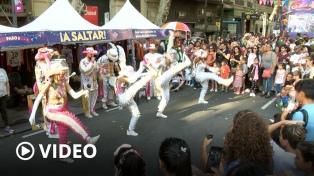 Muchas actividades en la nueva edición porteña en la Avenida de Mayo