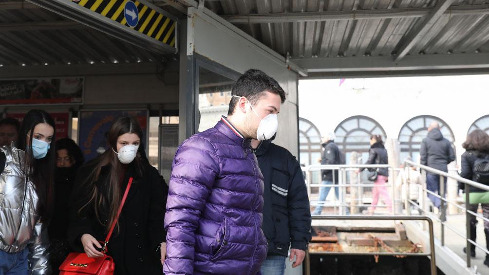 Suben a 41 los muertos en Italia por coronavirus y se esperan