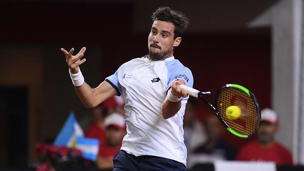 Guido Pella debuta en Roland Garros y también juega Rafael Nadal