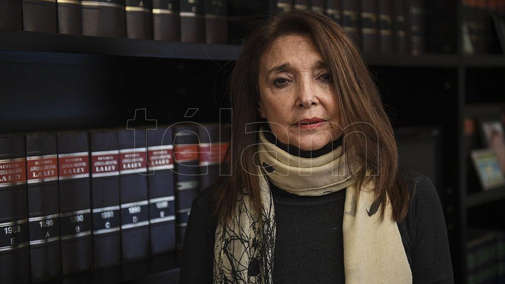 El Senado tratará la designación de Marisa Graham como Defensora del Niño