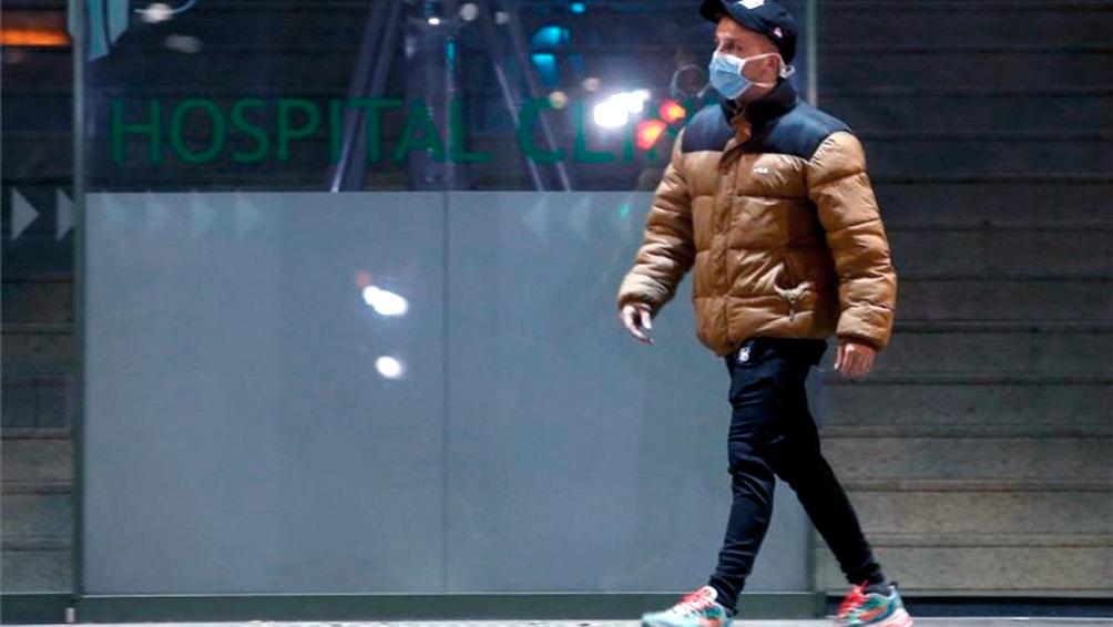 España registró un caso grave entre los 15 contagios