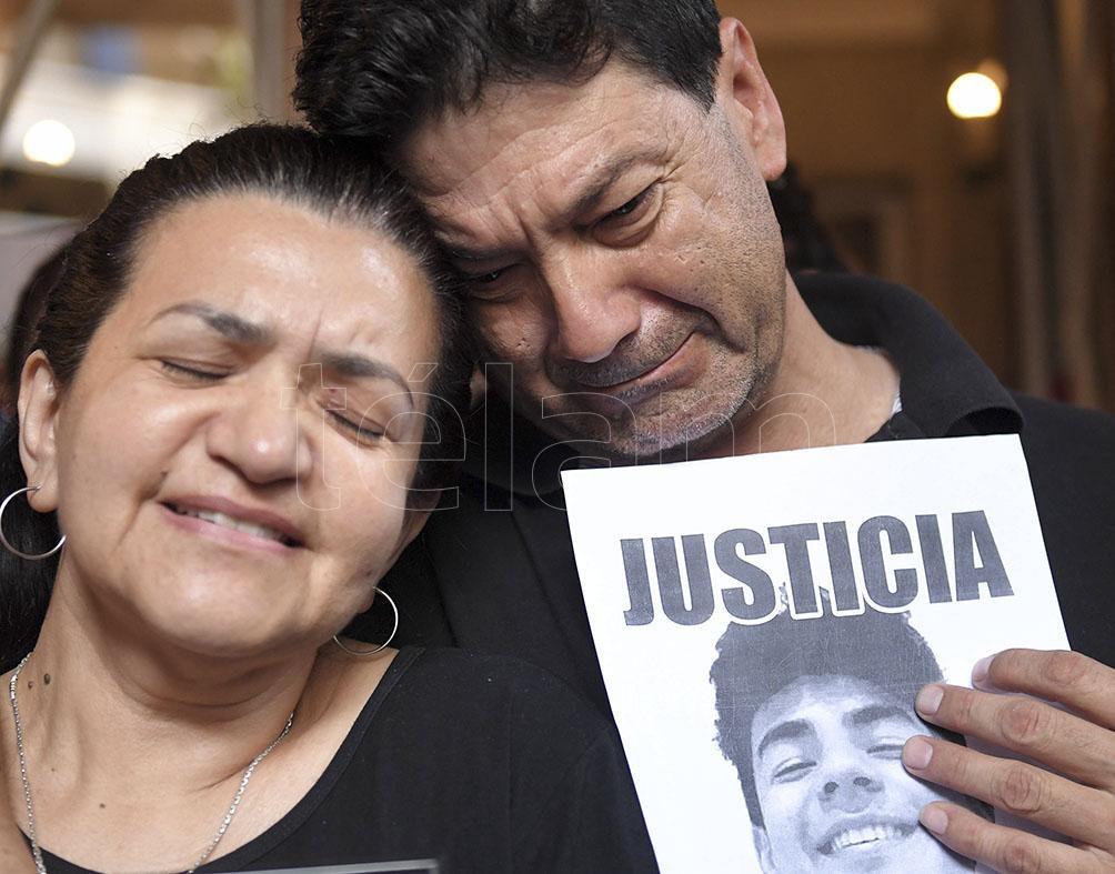 """Graciela Sosa dijo que ya no volverá a ser feliz y que anhela """"que se fije fecha de juicio oral""""."""