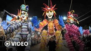 Más de 2,2 millones de personas se movilizaron en Carnaval