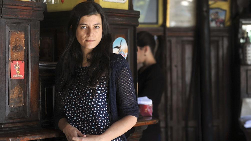 Samanta Schweblin, una de las escritoras argentinas de la agencia que dirige María Lynch.