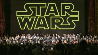 """La experiencia """"Star Wars"""" invadió al Teatro Colón"""